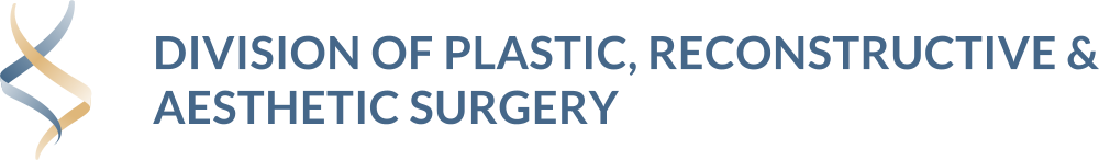 Division of Plastic, Reconstructive & Aesthetic Surgery at the University of Toronto logo