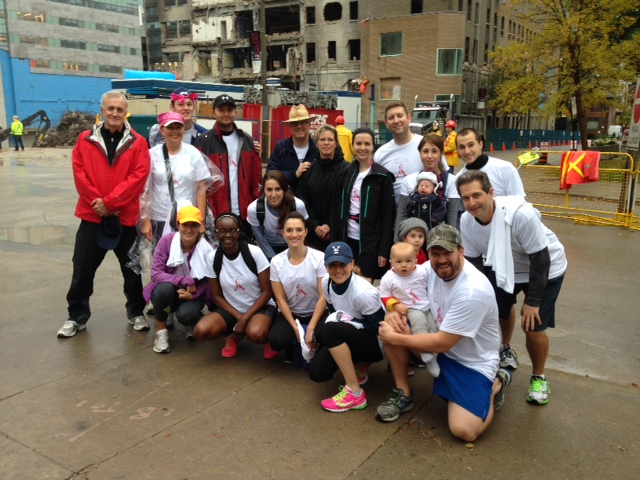 2013-10-1 cibc run for the cure